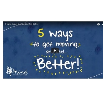 5 ways to get moving and feel better - Mind