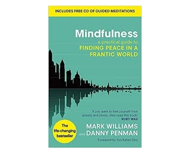 Mindfulness: A practical guide to finding peace in a frantic world - Mark Williams & Dr Danny Penman