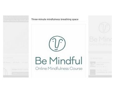 Three-minute mindfulness breathing space - Mental Health Foundation