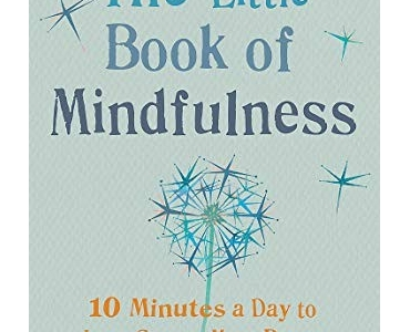 The Little Book of Mindfulness: 10 minutes a day to less stress, more peace - Dr Patrizia Collard