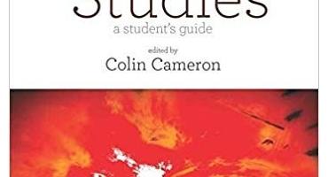 Disability Studies - Colin Cameron
