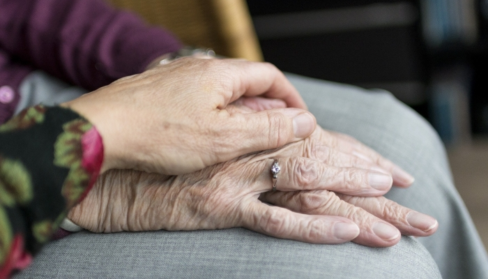 tpot's Tranquil Touch Technique for those Living with Dementia