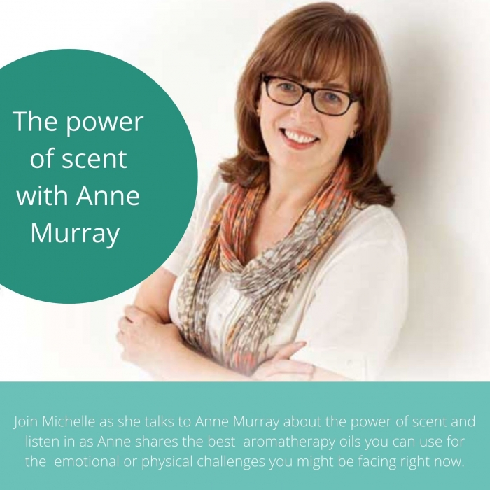 Michelle talks to Anne Murray about the power of scent