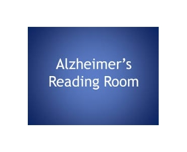 The Alzheimer's Reading Room