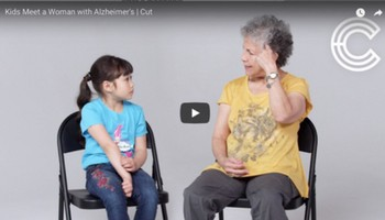Kids Meet a Woman with Alzheimer's