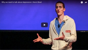 Why we need to talk about depression | Kevin Breel