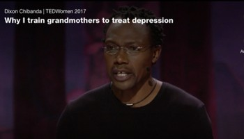 Why I train grandmothers to treat depression - Dixon Chibanda